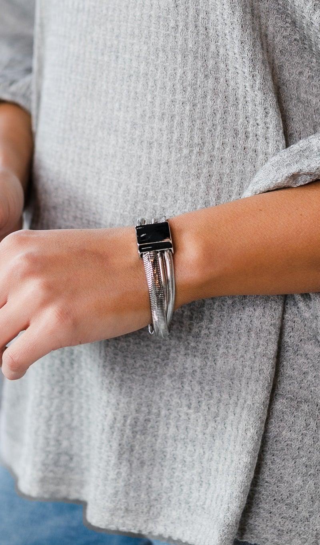 The Luna Bracelets, Silver or Gold