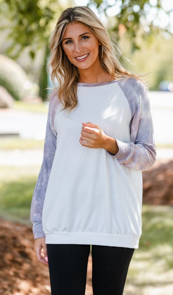 The Tiana Tunic, Tie Dye