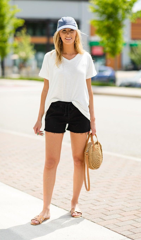 All's Good Shorts, Light Wash, Medium Wash or Black