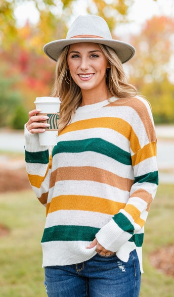 Fall For You Sweater