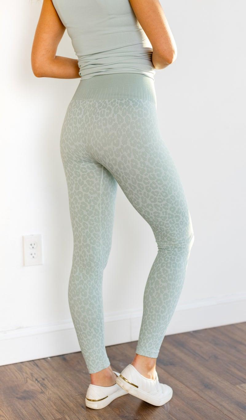 Let's  Go Legging, Aqua