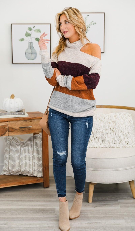 Catalina Sweater, Multi
