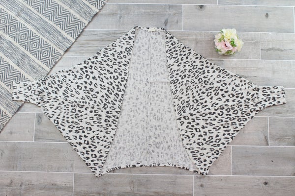 Wild At Heart Cardi