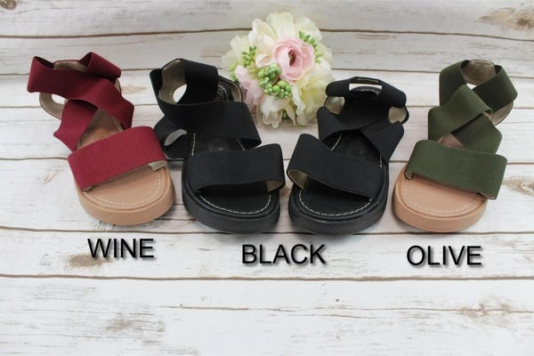 Bold And Beautiful Sandals