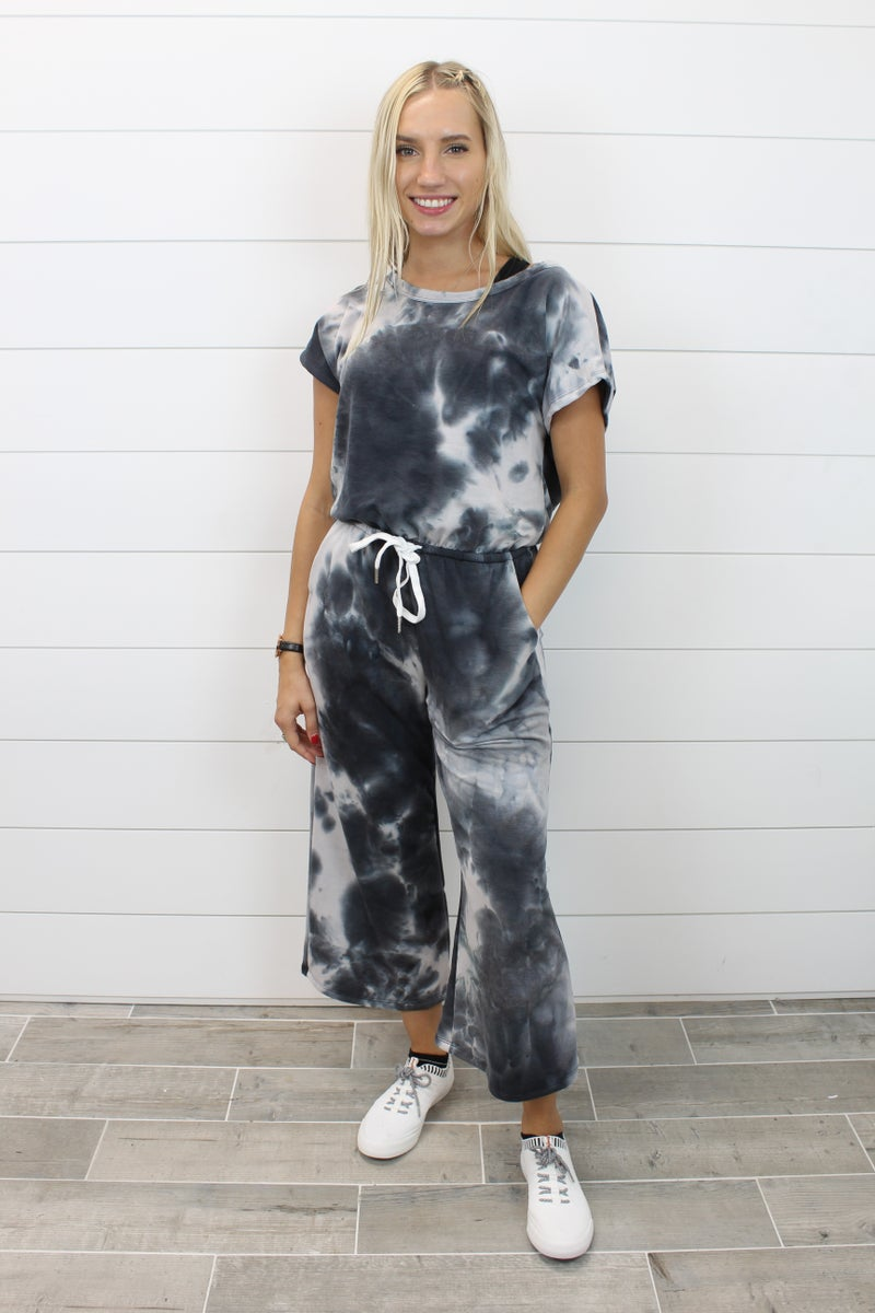Tie Dying Over This Jumpsuit