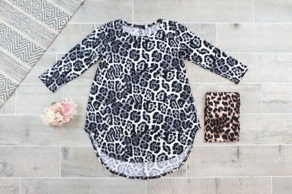 The Cheetah Print Top