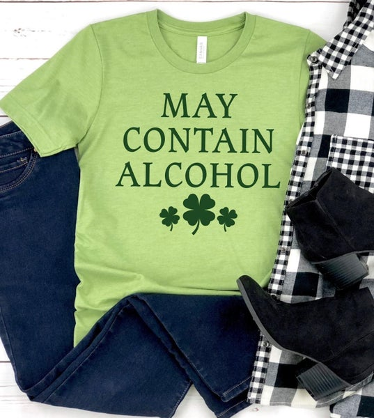 *PRE-ORDER* May Contain Alcohol Graphic Tee