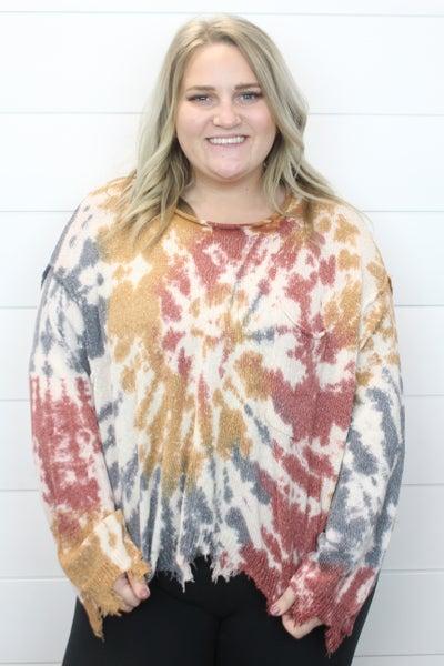 Color Me Bright Sweater