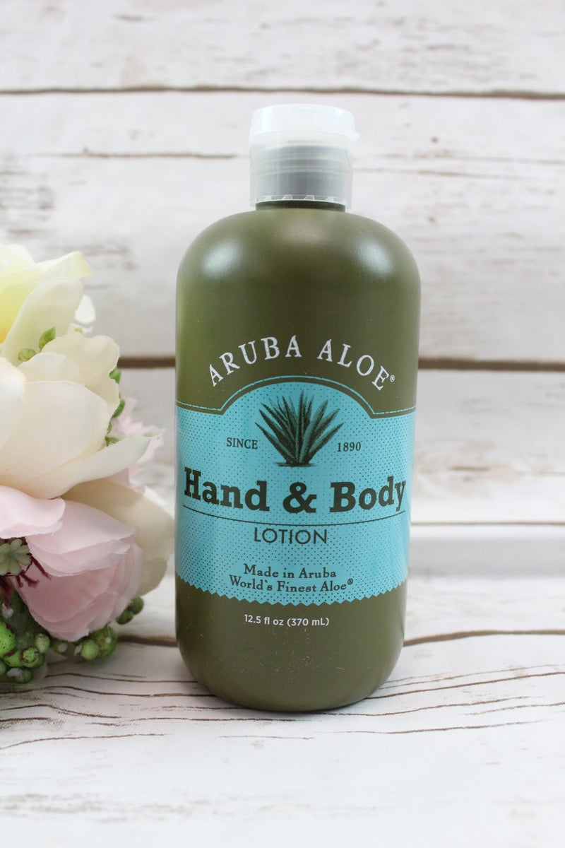 Moisturizing Hand and Body Lotion