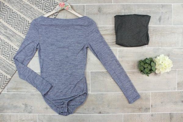 Basic Long Sleeve Body Suit