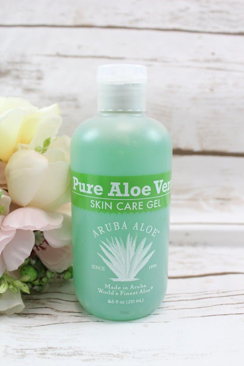 Pure Aloe Vera Skin Care Gel