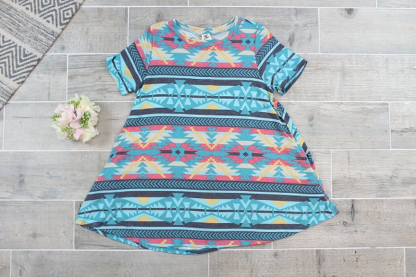Absolutely Aztec Top