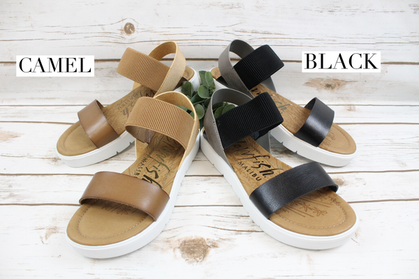 Simple Yet Sassy Sandals