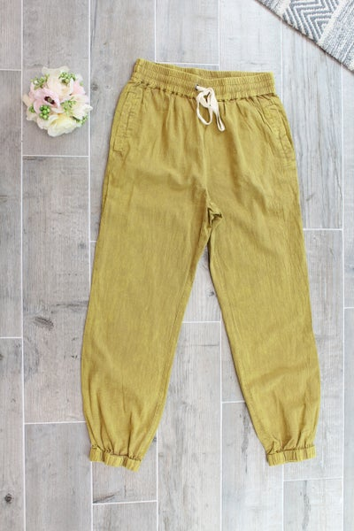 Washed Out Vintage Pants