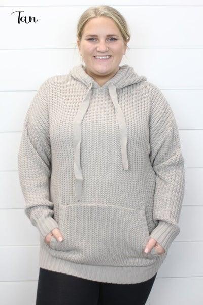 Keepin' It Casual Hooded Sweater