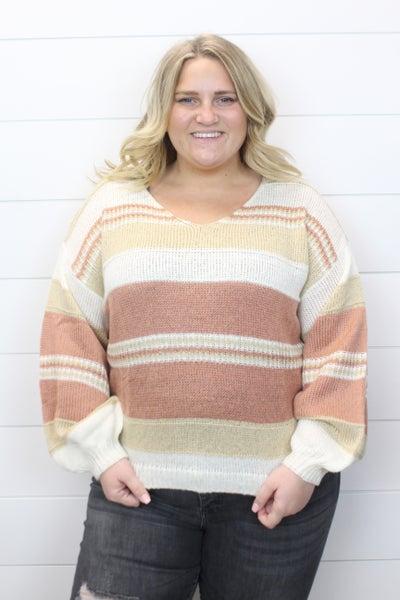 On the Horizon Sweater