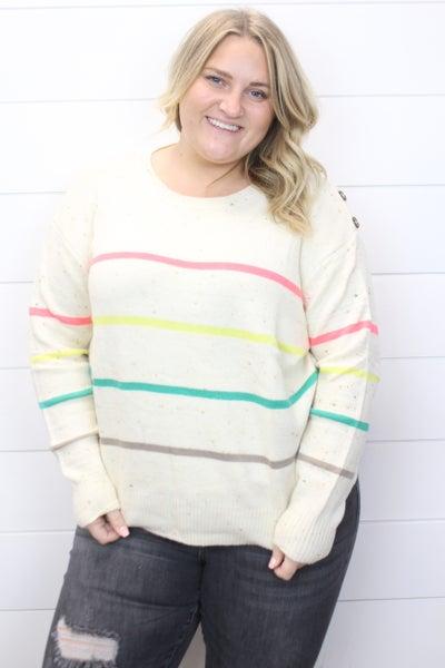 Feeling Retro Sweater