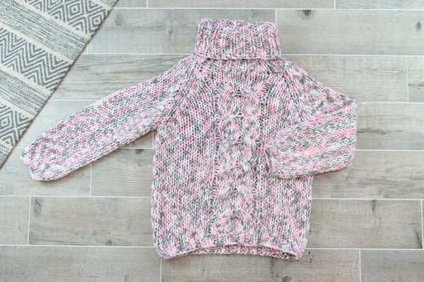 Candy Pink POL Sweater