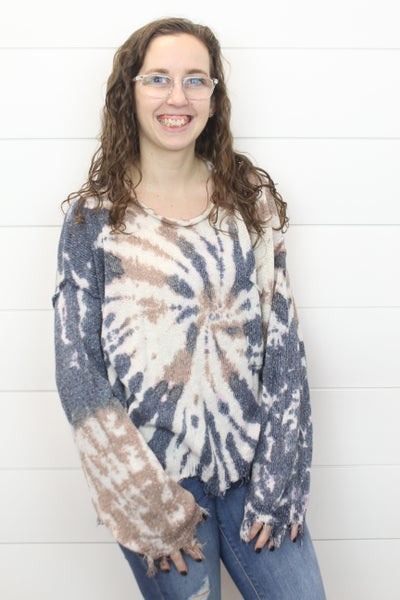 To Dye For Sweater