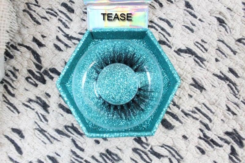Boujie Bee Luxury Mink Eyelashes