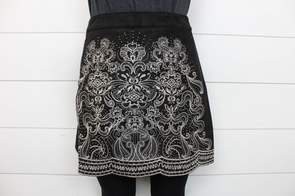 Gorgeous Embroidered Skirt