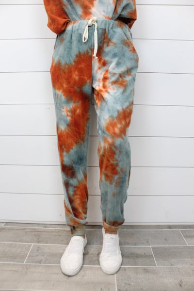 Burst Of Color Lounge Joggers