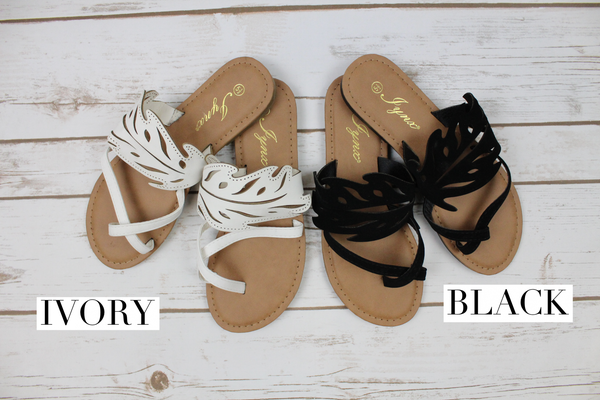 Simple And Sassy Sandal