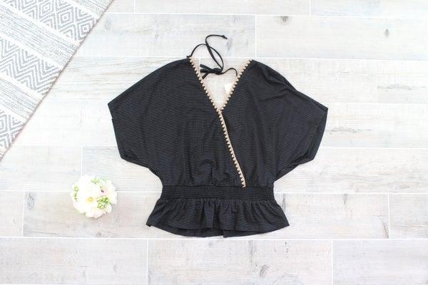 Spicy Kimono Top