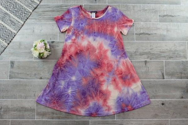 The Purple Sunrise Dress