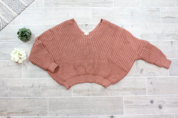 V-Neck POL Sweater