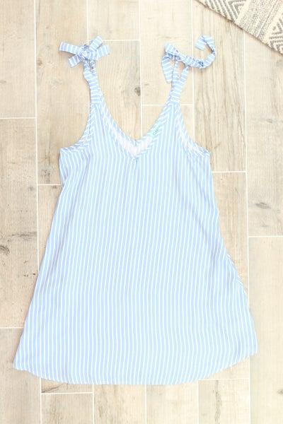 Sail Away With Me Striped Dress!