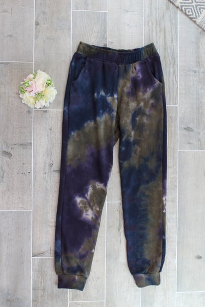 Looking At The Earth From Above Sweatpants