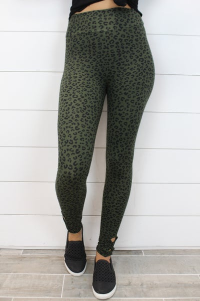 Spicy Cheetah Leggings