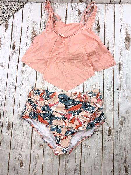 Pretty In Peach Bikini