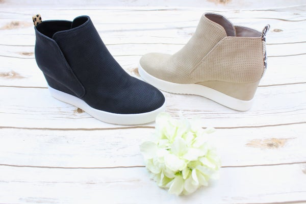 Your Must Have Wedge Sneakers