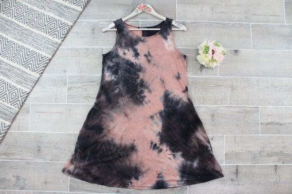 Nothing But Tie Dye Dress