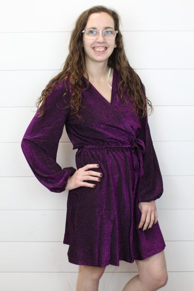 Wrap Me Up Dress