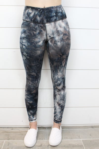 Tie Dye For Leggings