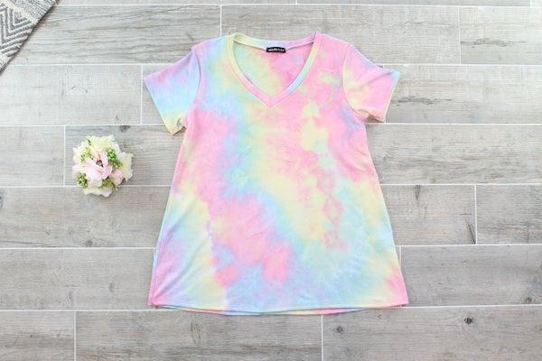 Dreaming Of Tie Dye Top