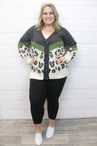 Jungle Days Cardigan