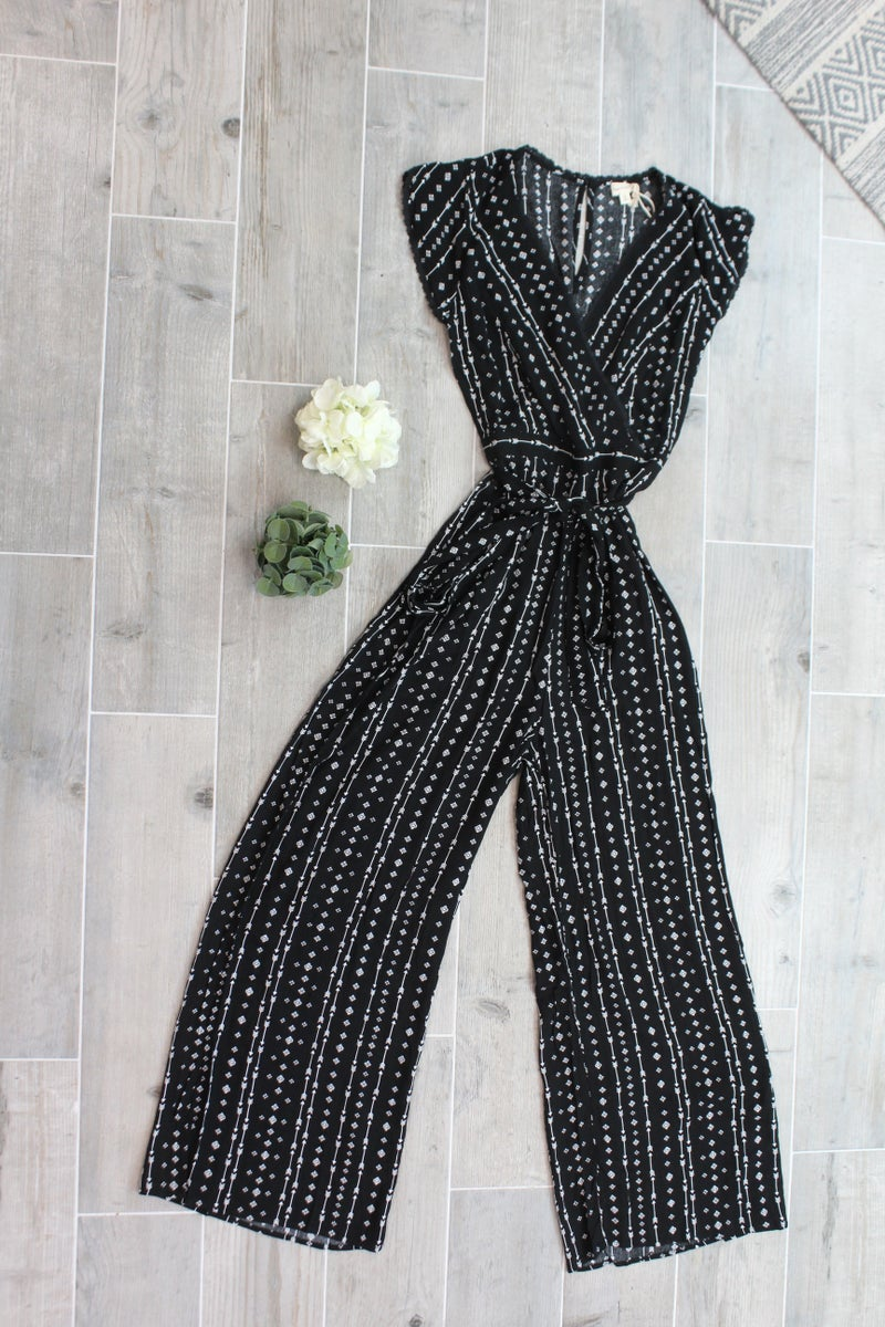 The Right Direction Jumpsuit