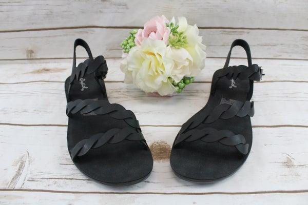 Eye Catching Braided Sandals