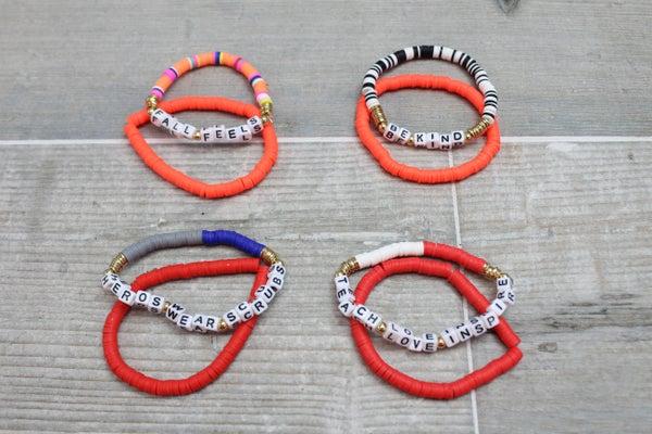 Boujie Bee Beaded Bracelet Sets
