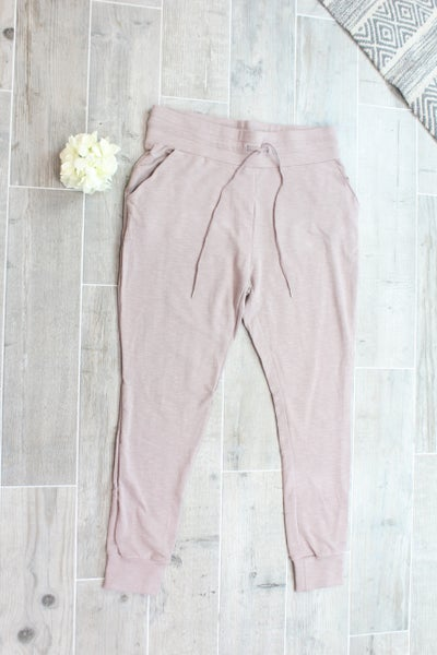 Highwaist Cuffed Joggers