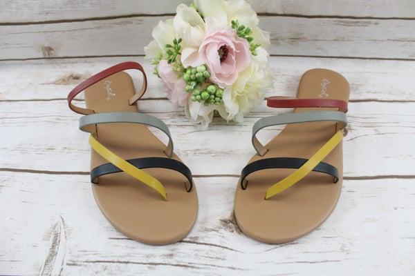 Boho Strappy Sandals