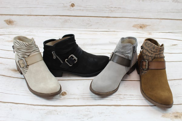 Perfect For Fall Booties