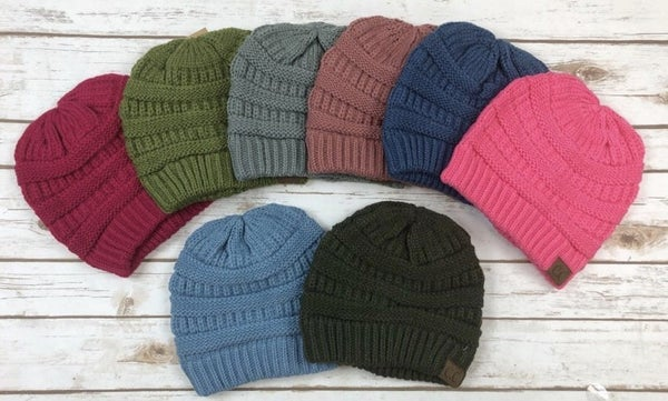 Your Basic Beanie Hat