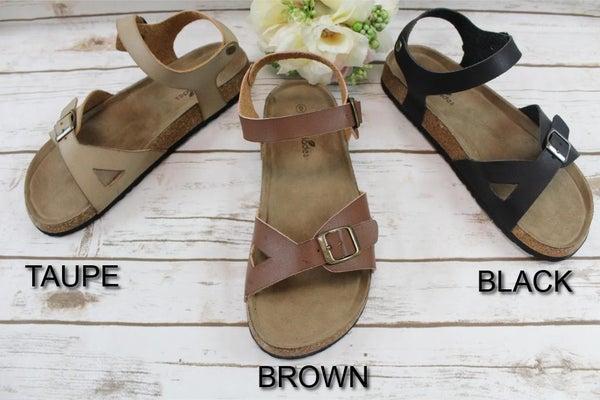 Take A Hike Sandals