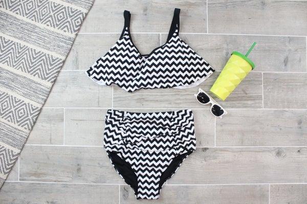 Cute Chevron Bikini