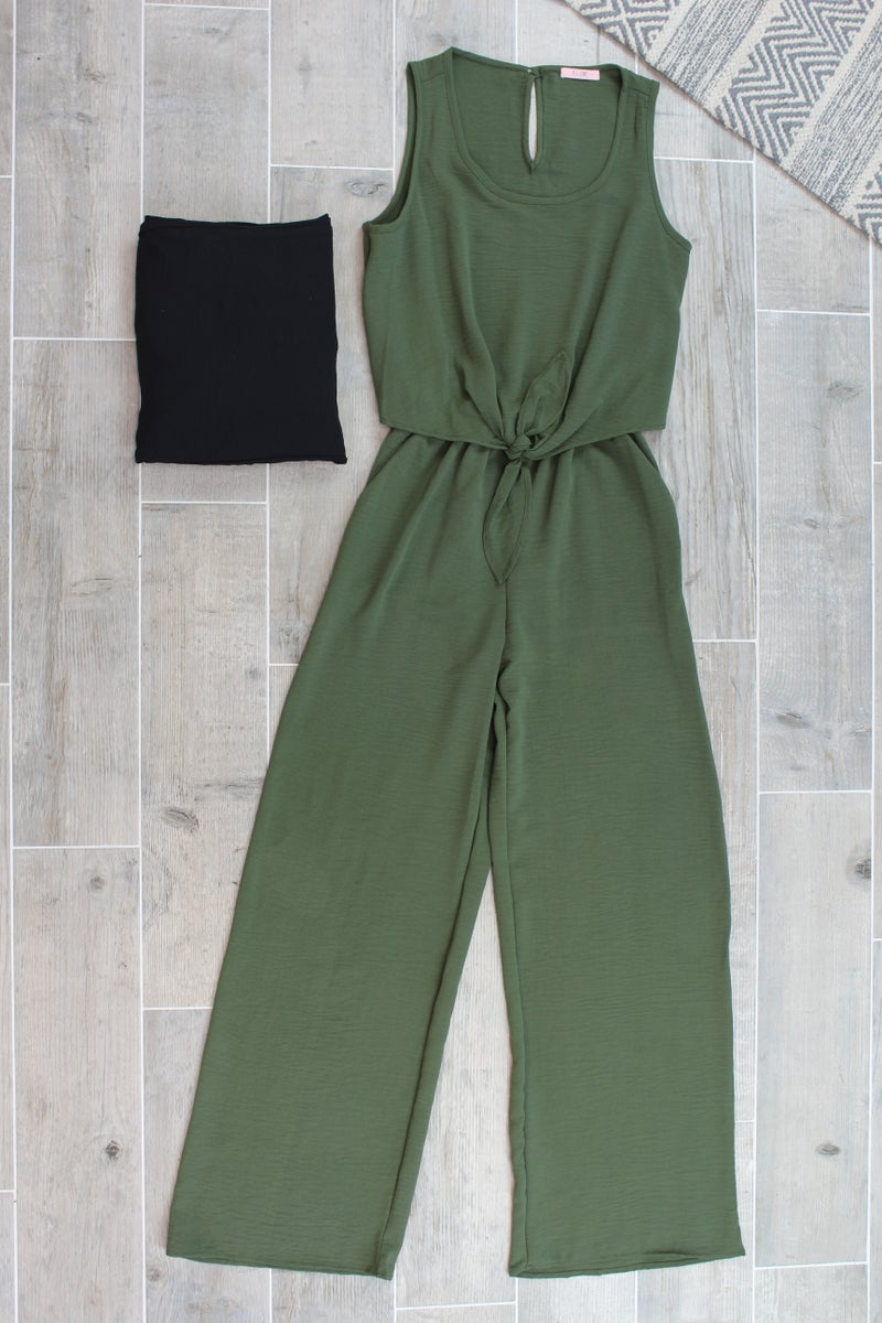 Cute And Classy Jumpsuit